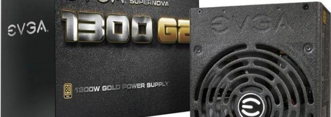 EVGA-ino novo napajanje nosi naziv SuperNOVA 1300 G2, a radi se o napajanju za PC snage nevjerojatnih 1300 vata