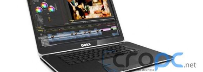 Dell je predstavio Dell Precision M3800, najtanju i najlakšu 15-inčnu radnu mobilnu stanicu