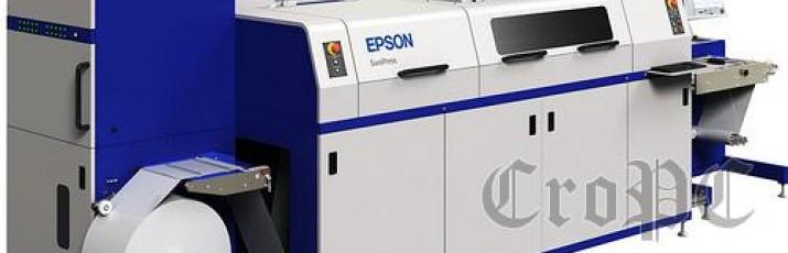 Epson je najavio nastup na sajmu Labelexpo 2013 od 24. do 27. rujna u Bruxellesu