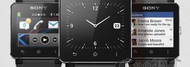 Sony je predstavio pametni ručni sat