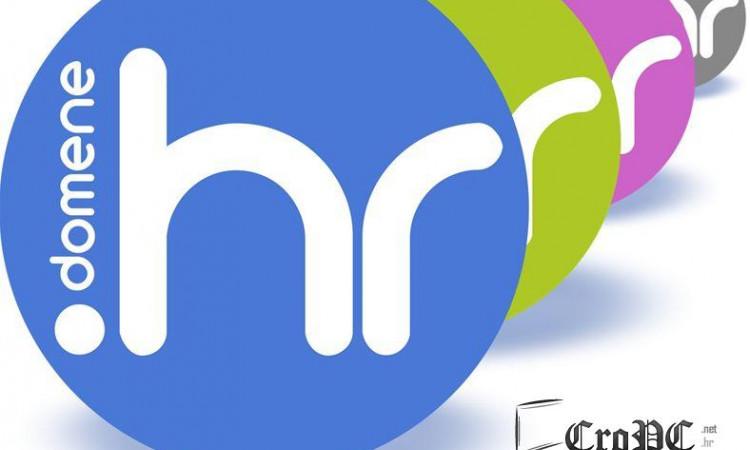 Do 2012. godine Srce je u ime CARNET-a, obavljalo administrativne i tehničke poslove upravljanja nacionalnom domenom, nakon čega CARNET u potpunosti preuzima sve poslove upravljanja .hr domenom