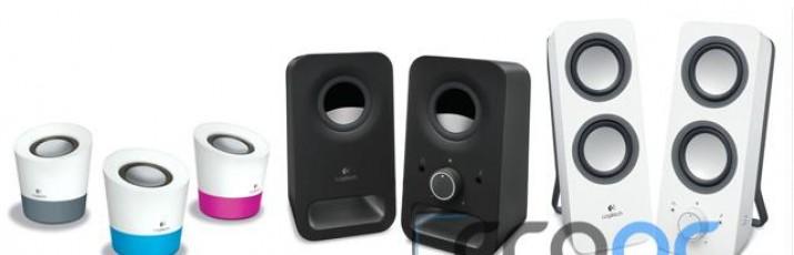 Logitech je predstavio tri multimedijska zvučnika za kućna računala: Logitech z200, Logitech z150 i Logitech z50