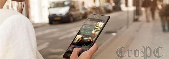 Predstavljena Xperia Z Ultra donosi najtanji profili od samo 6,5 milimetara te napredan zaslon