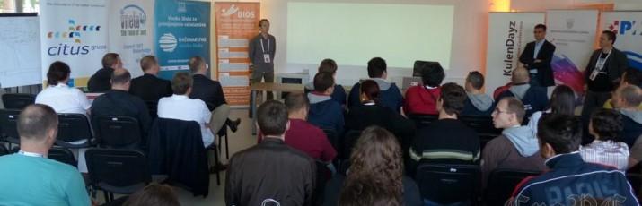 Peta regionalna IT konferencija KulenDayz 2013 – IT Innovation Conference održala se ovog vikenda u Osijeku