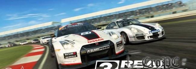 Napokon je izašao jedan od najiščekivanijih naslova za iOS i Android uređaje - Real Racing 3, a u nastavku provjerite što Vam donosi novi hit naslov iz Electronic Arts studia