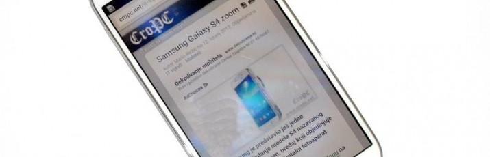 Na test nam je stigla i perjanica iz Samsunga, top model za ovu godinu Galaxy S4, koji unatoč sličnosti s prethodnim modelom ima štogod za ponuditi