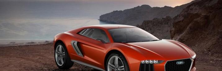 Audi je predstavio zanimljivu studiju supersportskog automobila za sve terene