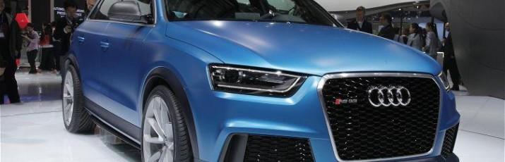Audi će na skorašnjem auto salonu u Ženevi premijerno predstaviti prvi RS model iz tržišno vrlo uspješne Q serije - RS Q3