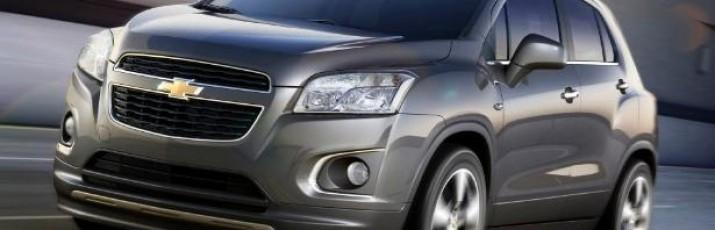 Europska prezentacija automobila Chevrolet Trax održat će se u travnju i svibnju u Zadru