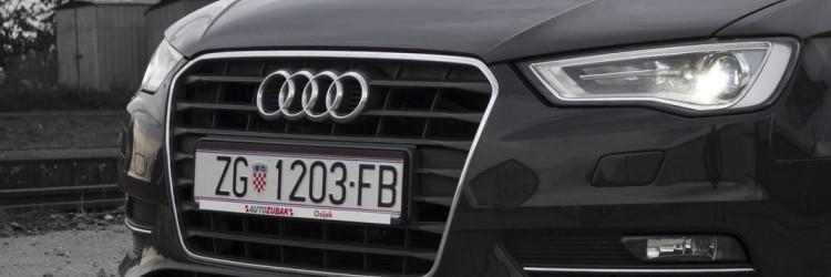 Imali smo prilike isprobati novi Audi A3 u svome Sportback izdanju te uživati u čistom premium osjećaju kojeg na poseban način pružaju automobili s četiri prstena