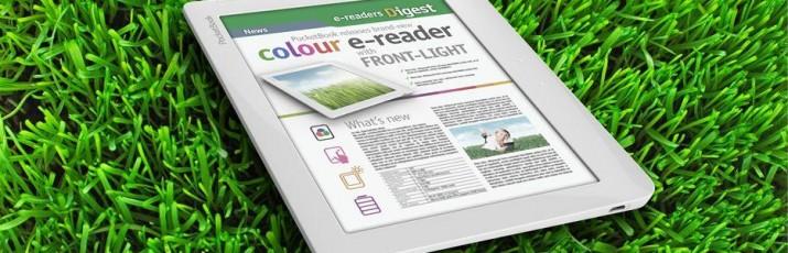 Kompanija PocketBook najavila je razvoj čitača elektroničkih knjiga s ekranom u boji, finalni naziv uređaja još nije određen, no PocketBook je već demonstrirao prototip na ovogodišnjem sajmu IFA
