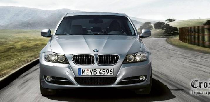 """Novi BMW serije 3 osvojio nagradu """"Zlatni volan"""" za 2012. godinu"""