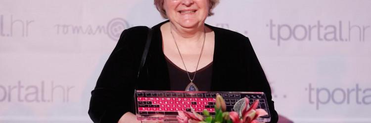 Tportalova književna nagrada za najbolji hrvatski roman dodjeljuje se od 2008. godine