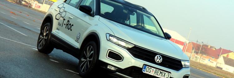 Iako je prošlo manje od mjesec dana od službenog predstavljanja i dolaska na tržište novog Volkswagena T-Roc, zahvaljujući autosalonu Remix iz Osijeka dobili smo priliku sjesti za upravljač i voziti se novim Volkswagen T-Rocom