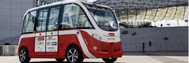Vožnja autonomnim autobusima potpuno je besplatna za sve