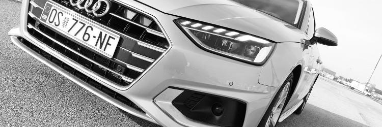 Novi Audi A4 najbolje nam pokazuje kako zatezanje bora treba biti izvedeno