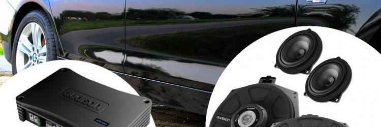 Audison je ime koje dobro znaju znalci dobrog zvuka i izbor mnogih zahvaljujući paketu Audison Prima Sound Pack krojenom upravo za određen model automobila