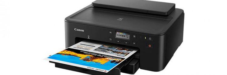 Canon PIXMA TS705 ispisuje pomoću pet pojedinačnih tinti kojima postiže oštar tekst, dokumente visoke kvalitete kao i žive fotografije te cijeli niz kreativnih sadržaja