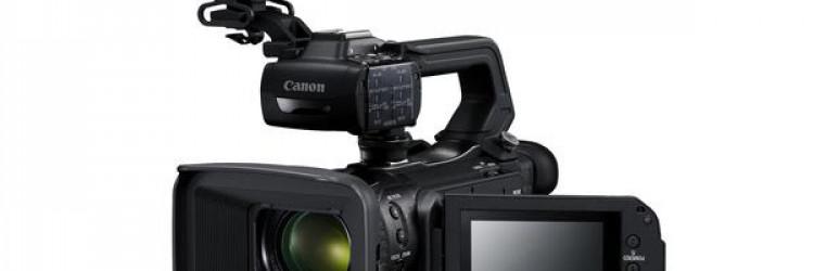 Ažuriranja modela XF405/XF400 i XA55/XA50 konkretno dodaju prilagođenim parametrima slike matricu boja standardnih i produkcijskih kamera EOS