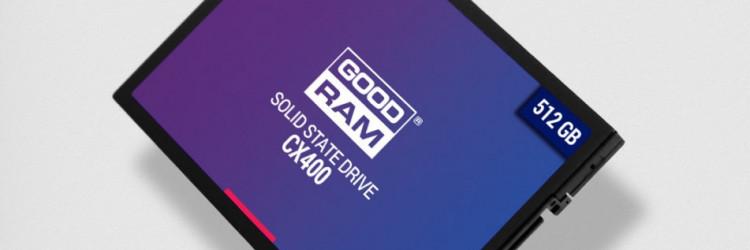 Ovi diskovi dobro nam poznatog poljskog proizvođača GOODRAM dostupni su u raznim kapacitetima, od osnovnih 128 GB do čak 1 TB (1024 GB)