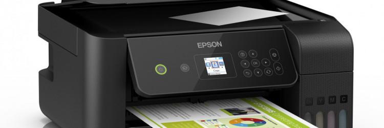 Uz ugrađeni skener, EcoTank L3160 to ispunjava pa može poslužiti kao pisač, skener, ali i kopirka