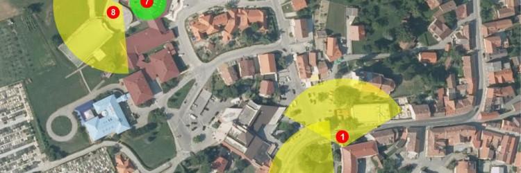 Grad Sveti Ivan Zelina ovim projektom postaje dio velike europske obitelji od preko 2800 općina i gradova koji su osigurali besplatni Internet u središtima javnog života
