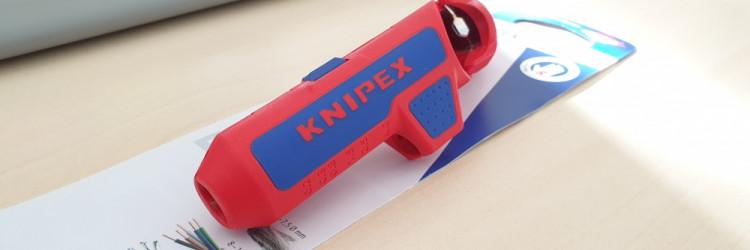 """Otkrili smo KNIPEX ErgoStrip, nezamjenjiv alat koji je odmah postao dio naše obavezne """"kolekcije alata"""""""