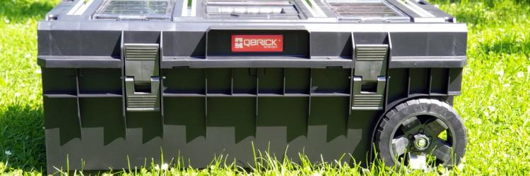 Qbrick System One Longer Technik kojeg uvjerljivo najbolja kvaliteta izrade