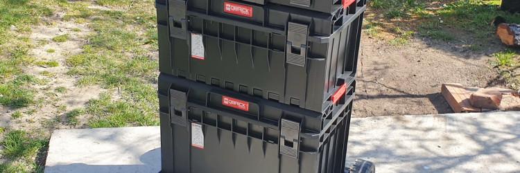 QBrick System One sustav kovčega alata toliko je vrhunski proizvod da nakon što smo se imali prilike upoznati s ovim kovčezima možemo reći kako je to prvi i zadnji kovčeg koji će te ikada kupiti.