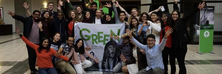 U devet godina postojanja, Go Green in the City postao je važan događaj za sve studente tehničkih i poslovnih fakulteta diljem svijeta. U 2018., na natjecanju je sudjelovalo preko 24.000 mladih inovatora s više od 3.000 sveučilišta iz 163 države, uključujući i Hrvatsku, uz sudjelovanje 58% djevojaka