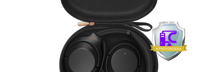 Slušalice se nose uvrlo udobno i uvjereni smo da vam neće smetati i nakon puno sati nošenja, primjerice kada letite zrakoplovom