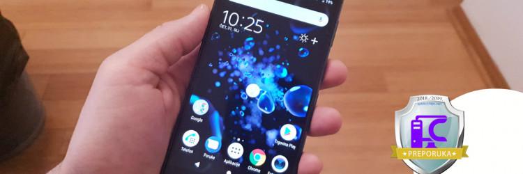 Sony Xperia XZ2 Premium još je jedan model koji pokazuje kako se Sony dosljedno drži svojih stavova