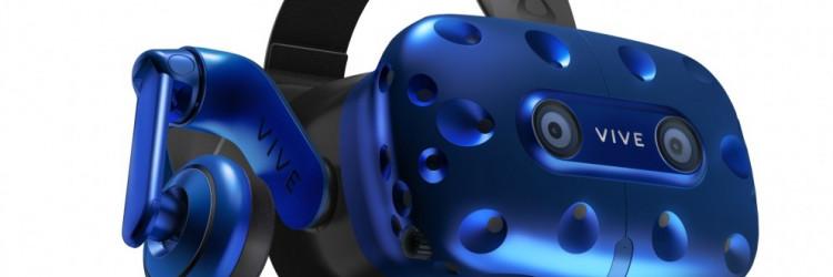 Vive Cosmos je prilagodljiv VR sustav utemeljen na osobnim računalima
