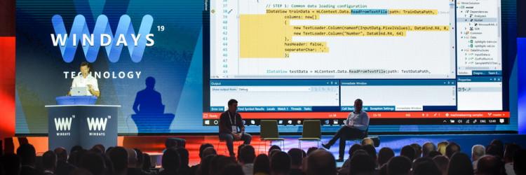 WinDays20 Technology tijekom tri dana, od 22. do 24. travnja, donijet će više od 100 predavanja posvećenih aktualnim tehnološkim temama