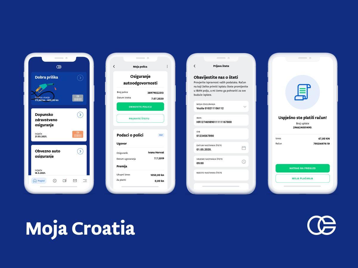 Croatia osiguranje lansira novu mobilnu aplikaciju Moja Croatia