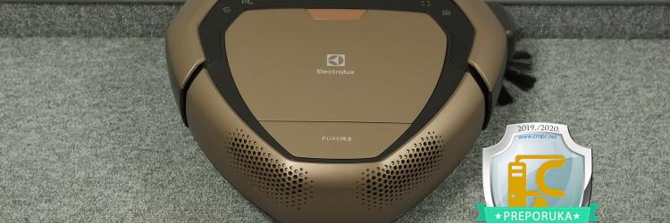 Electrolux koji je svijetu prvi predstavio robotski usisavač danas na tržištu nudi jedan od najnaprednijih modela - Electrolux Pure i9.2, a kojeg smo isprobali.