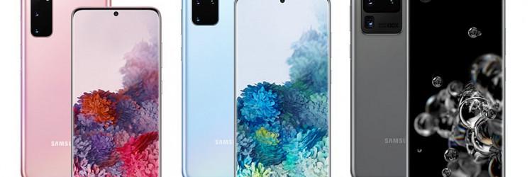 Galaxy S20 serija omogućuje jednostavnije i naprednije iskustvo svakodnevnog korištenja pametnih telefona