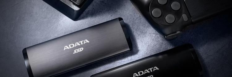 SE760 nudi sve praktične prednosti koje SSD-ovi imaju pred tvrdim diskovima, uključujući otpornost na udarce i vibracije te tih rad