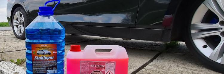 """Dvije """"životno"""" važne tekućine u vašem automobilu možete samostalno provjeriti i po potrebi dopuniti"""