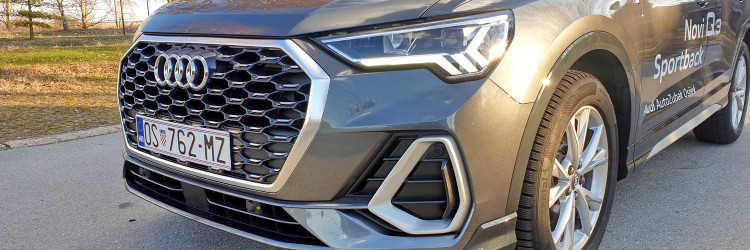 Audi Q3 Sp 35 TDI S tronic S line+