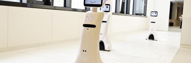 Roboti u bečkim zdravstvenih ustanovama, dakle, više nisu samo stvar budućnosti