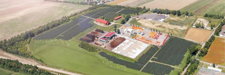 Zanimljiva je činjenica da će travnato područje oko solarnih modula od travnja do listopada služiti za ispašu ovaca