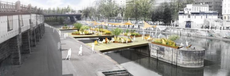Poznato je da se Grad Beč raznim korisnim mjerama poputozelenjavanja fasadaiparkova za rashlađivanjebori protiv posljedica klimatskih promjena