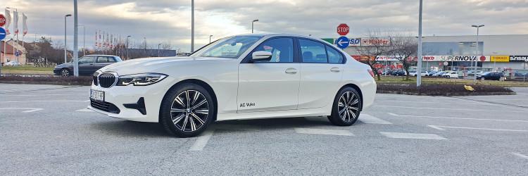 BMW 320d (G20)
