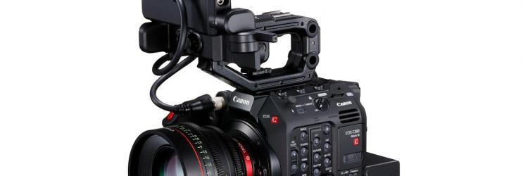 EOS C300 Mark III prva je Canonova kamera s DGO senzorom – novoosmišljenim slikovnim sustavom koji nudi izuzetno jasnu kvalitetu slike pri slabom svjetlu