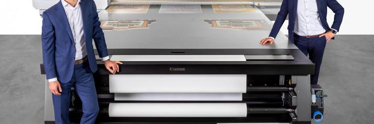 Neka vaša produktivnost bude veća nego ikad tiskanjem do 95 m2/h uz zadržavanje kvalitete tiska