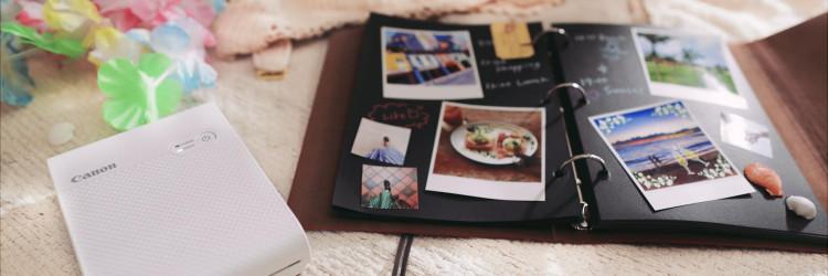 Bez utikača i kabela, a time i gnjavaže, Canon SELPHY SQUARE QX10 lako će se uklopiti u svaki životni stil