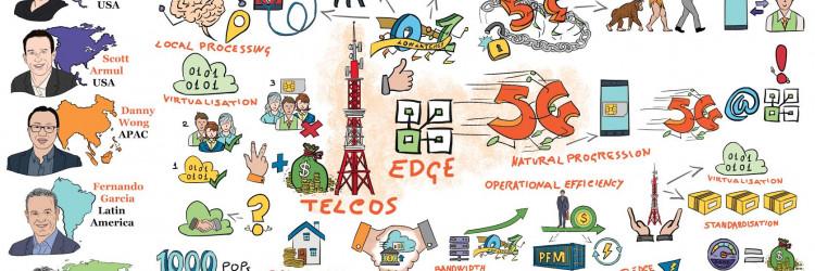 Kompanija Vertiv nedavno je, u suradnji s tvrtkom Omdia koja se bavi analizom industrije, provela istraživanje kako bi otkrili koje su to edge prilike za izuzetno važan dio digitalnog ekosustava – telekom operatere