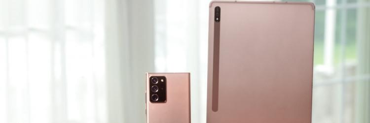 Odabrani Galaxy uređaji s Androidom 11 i novijim verzijama, poput S20, Note20, Tab S7