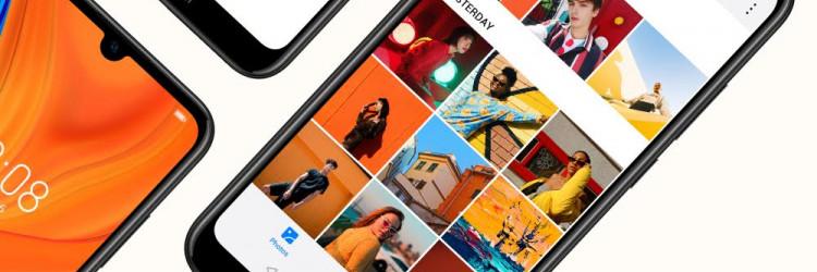 Širok prikaz zaslona s 87posto omjera u odnosu na kućište pruža preglednost i nesmetan rad prilikom pretraživanja internetskih stranica, pregledavanja video sadržaja ili igranja najnovijih mobilnih naslova